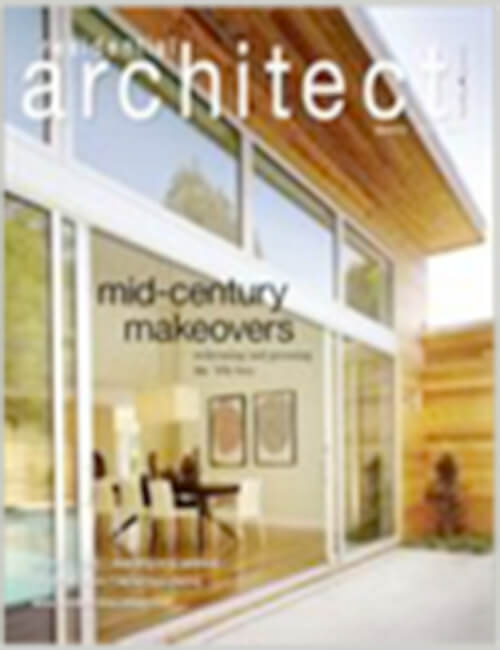 Table Of Contents - Residential Architect - Residential Architec